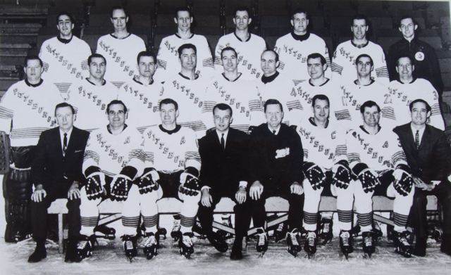 Pittsburgh Penguins Team Photo 1967
