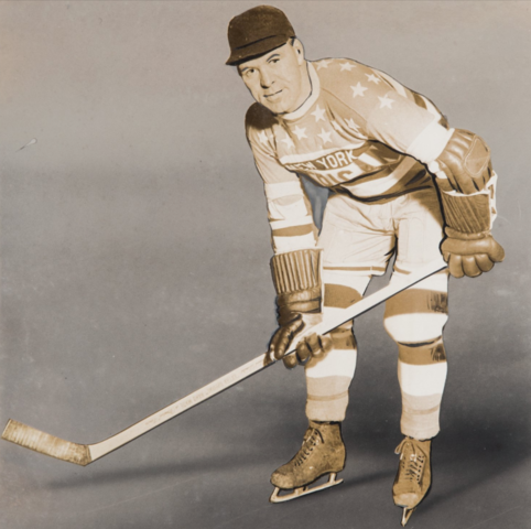 Bill Brydge 1933 New York Americans