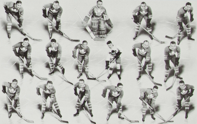 Toronto Maple Leafs 1934