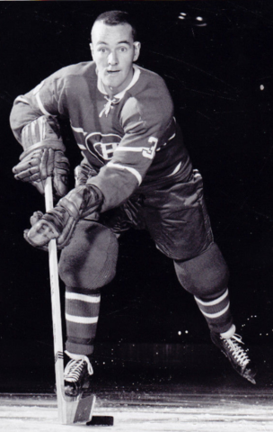 J. C. Tremblay 1962 Montreal Canadiens