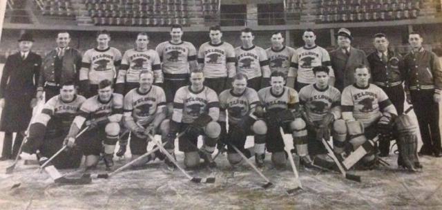 St. Louis Eagles Team Photo 1935