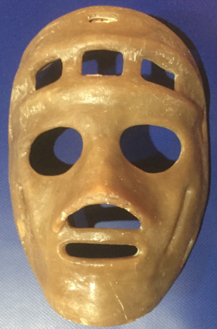 Early Fibrosport Goalie Mask