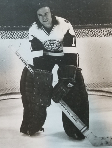 Al Smith 1973 New England Whalers