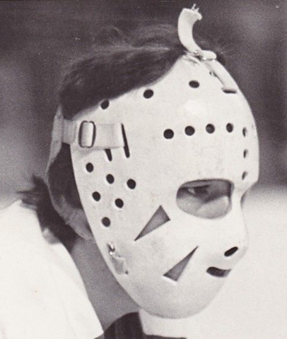 Doug Soetaert Goalie Mask 1979