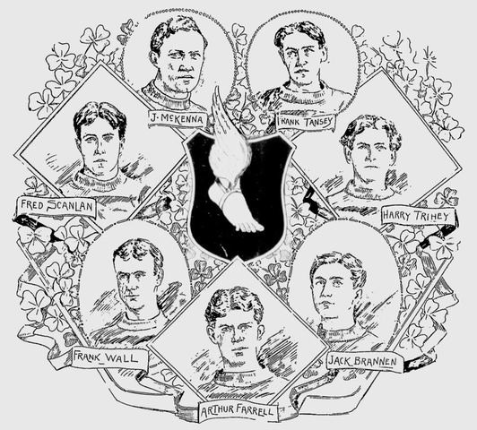 Montreal Shamrocks 1898–1899