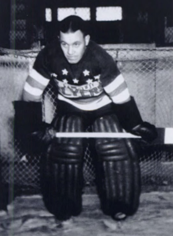 Mickey Murray 1935 St. Louis Flyers