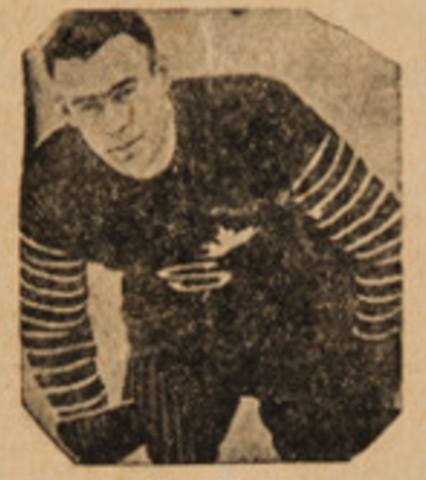 Bill Cook 1922 Soo Greyhounds