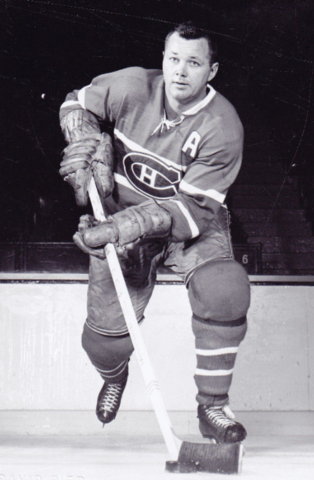 Doug Harvey 1959 Montreal Canadiens
