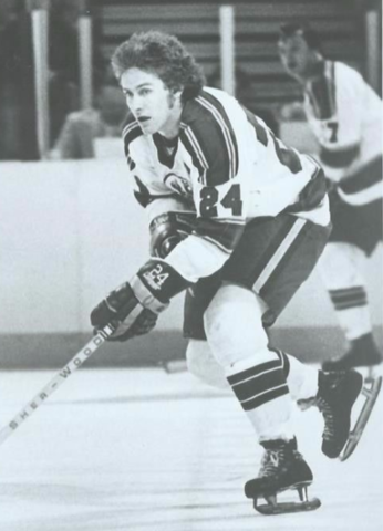 Ed Gilbert 1975 Kansas City Scouts