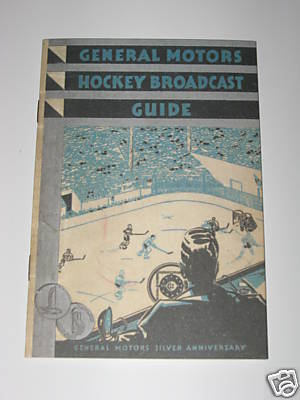 Hockey Guide 1940s 1