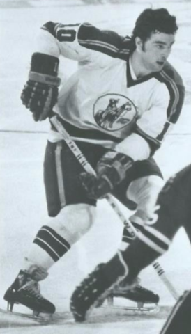 Guy Charron 1975 Kansas City Scouts