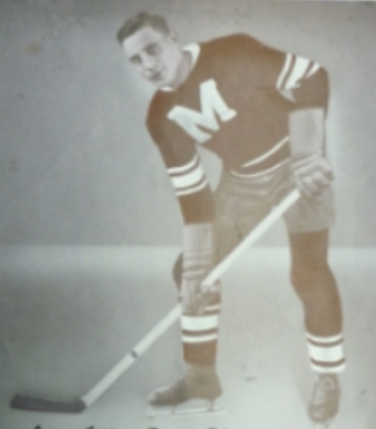 Cy Wentworth 1934 Montreal Maroons