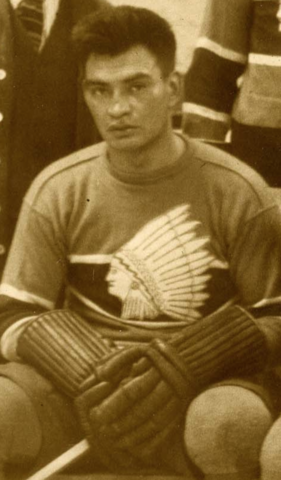 Buddy Maracle 1928 Springfield Indians