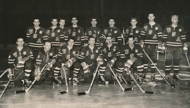 Team USA 1959 IIHF World Championships