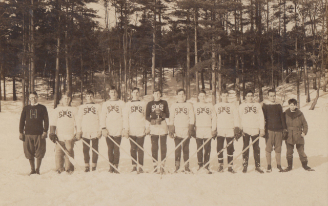 St. Paul's School Hockey Team 1926