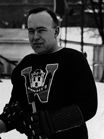 William Cockburn 1932 Winnipeg Winnipegs