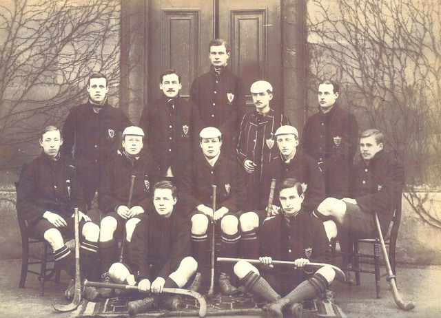 Downing College Hockey Team 1906