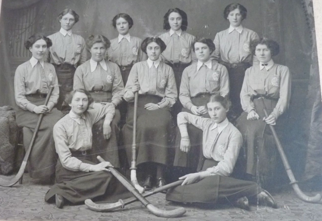 Lisnagarvey Ladies Hockey Club 1906