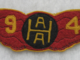 American Hockey Association History 1948 Patch