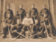 Dalhousie University Hockey Team 1912 College Champions of Maritime Provinces