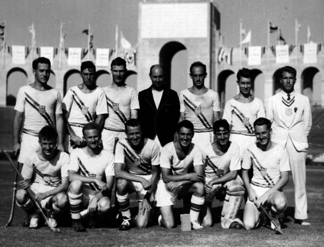 U.S. Men's National Field Hockey Team 1932 Los Angeles Summer Olympics
