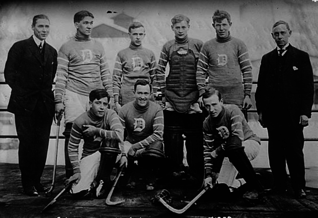 Detroit Roller Polo Team 1911