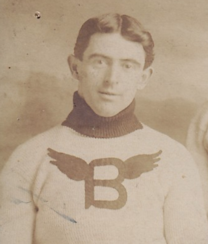 Morley Chubb 1907 Oshawa Flying B's