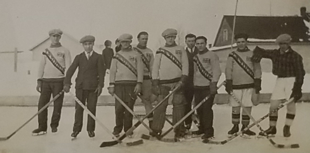 La Tuque Hockey Team 1926