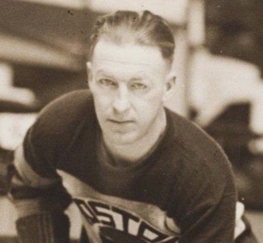 Percy Galbraith 1928 Boston Bruins