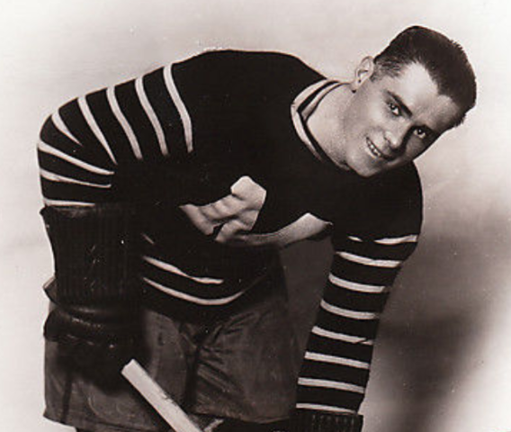 Archie Wilcox 1929 Montreal Maroons