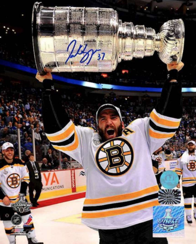 Patrice Bergeron 2011 Stanley Cup Champion