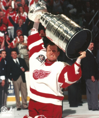 Mike Vernon 1997 Stanley Cup Champion