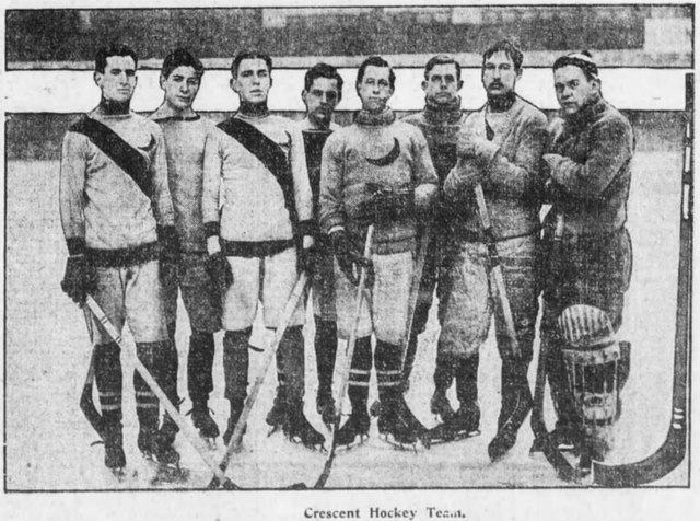 Brooklyn Crescents 1908–09
