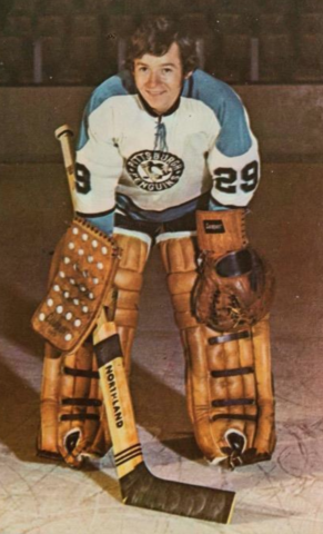 Jim Rutherford 1971 Pittsburgh Penguins