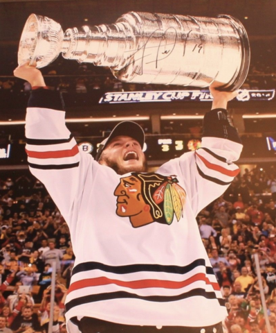 Jonathan Toews 2013 Stanley Cup Champion