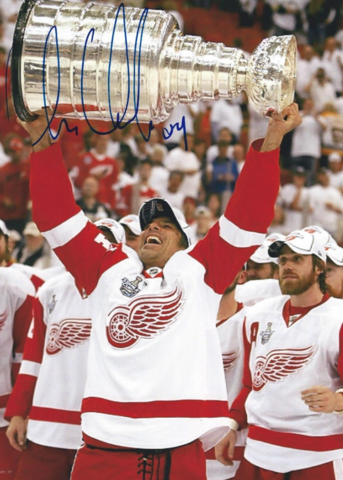 Chris Chelios 2008 Stanley Cup Champion