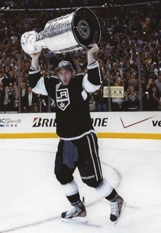 Kyle Clifford 2012 Stanley Cup Champion