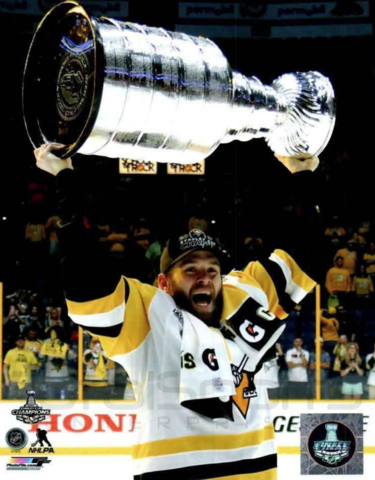 Bryan Rust 2017 Stanley Cup Champion