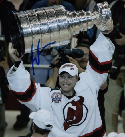 Martin Brodeur 2003 Stanley Cup Champion