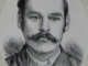Charles Goodman Tebbutt 1888 Bury Fen Bandy Club