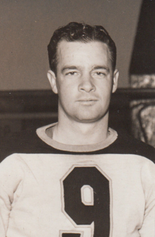 Leroy Goldsworthy 1937 Boston Bruins