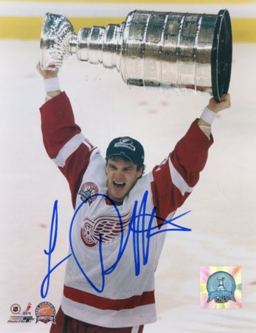 Luc Robitaille 2002 Stanley Cup Champion