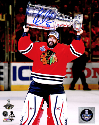 Corey Crawford 2015 Stanley Cup Champion