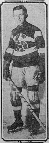 Roy Rickey Seattle Metropolitans 1916–17
