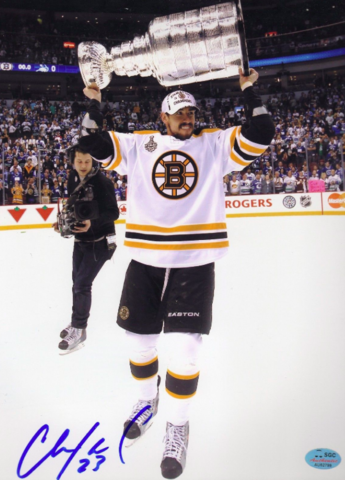 Chris Kelly 2011 Stanley Cup Champion
