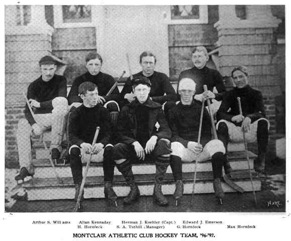 Montclair Athletic Club 1896–97