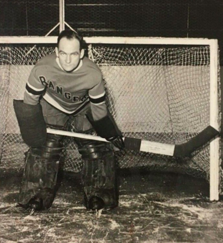 John Ross Roach 1931 New York Rangers