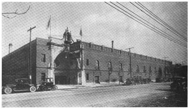Chicago Arena 1917