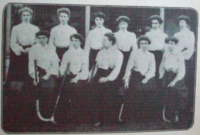 Leinster Ladies Hockey Team 1905