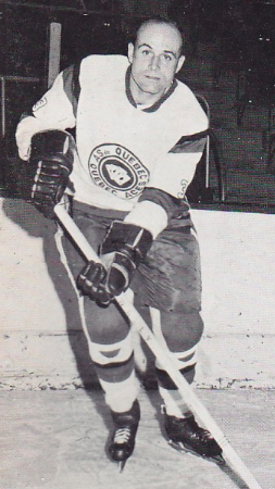 Noel Price 1965 Quebec Aces